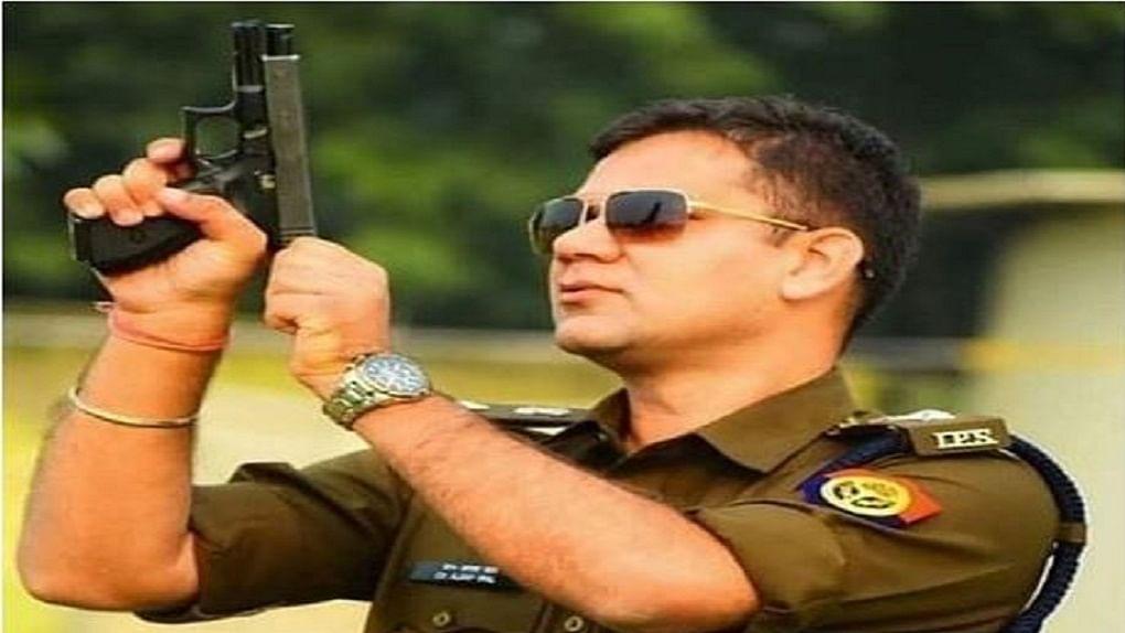 यूपी: 'सिंघम', 'एनकाउंटर मैन' के तौर पर पहचाने जाने वाले IPS अजय पाल पर FIR दर्ज, महिला ने लगाए गंभीर आरोप