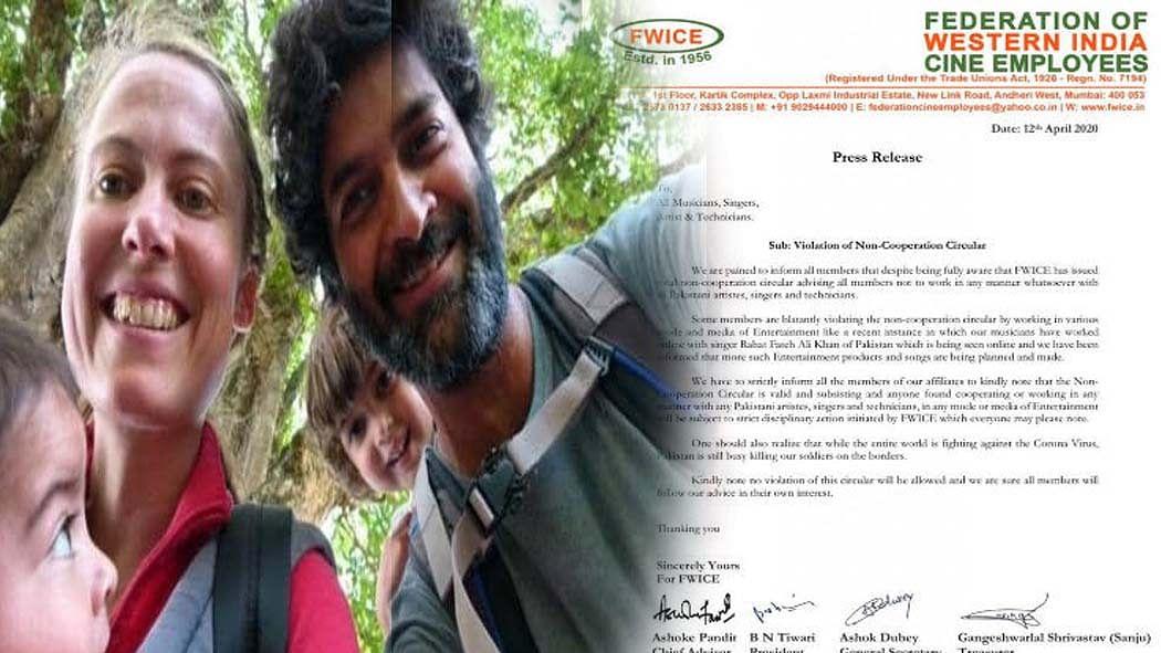 सिनेजीवन: एक्टर ने बताया कैसे पूरे परिवार को हुआ कोरोना और पाक सिंगर के साथ काम करना भारतीयों को पड़ा महंगा