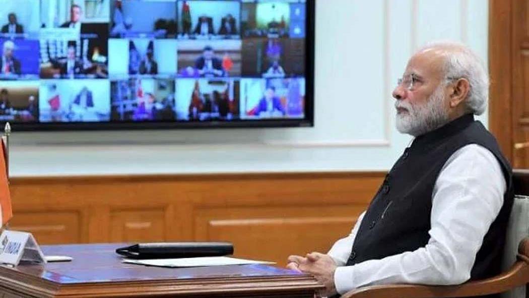 लॉकडाउन 2.0 के बीच 27 अप्रैल को PM सभी मुख्यमंत्रियों के साथ फिर करेंगे बैठक, आगे की रणनीति पर होगी चर्चा