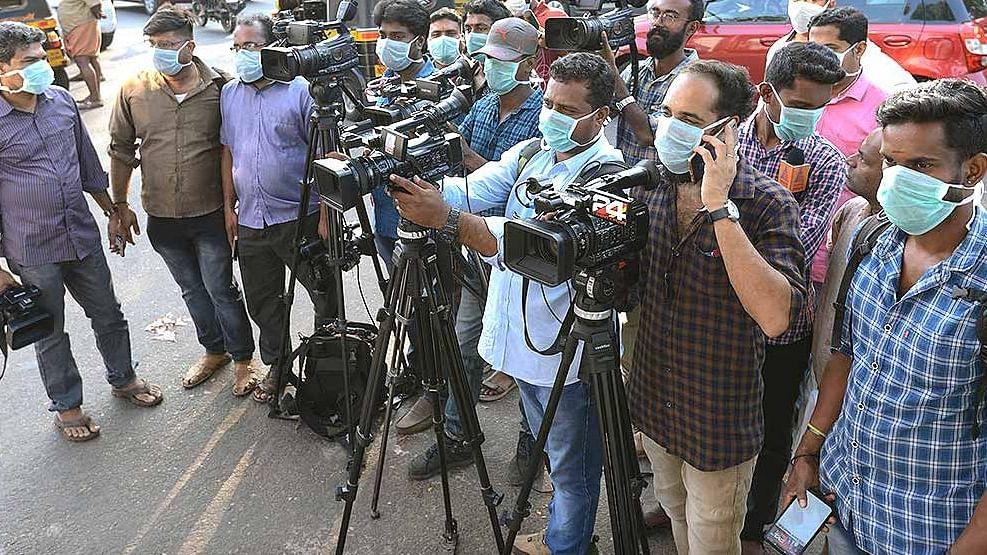 एमपी, मुंबई की तरह दिल्ली के पत्रकारों पर भी कोरोना का खतरा, केजरीवाल ने जांच कराने का किया ऐलान