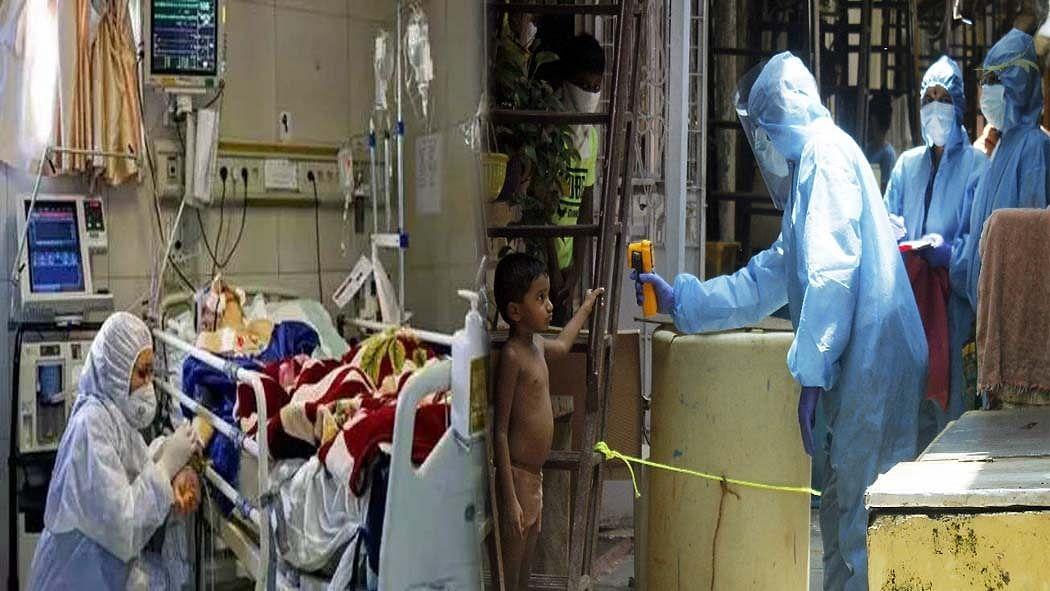 यूपी के बस्ती में 3 महीने के बच्चे को हुआ कोरोना, मरने वाले शख्स के संपर्क में आया था बच्चा, मचा हड़कंप