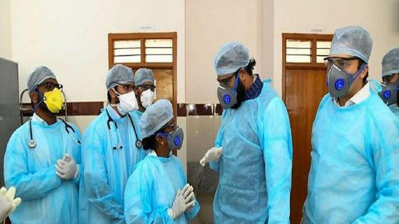 कोरोना के अगले चरणों के लिए डॉक्टरों-नर्सों की ट्रेनिंग शुरु, महामारी के खिलाफ बड़े पैमाने पर तैयारी
