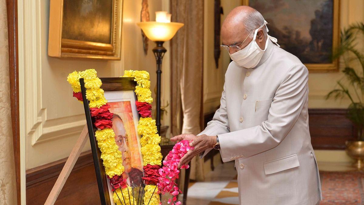 राष्ट्रपति, पीएम मोदी, राहुल-प्रियंका गांधी  ने अंबेडकर को उनकी जयंती पर दी श्रद्धांजलि, कई नेताओं ने किया नमन