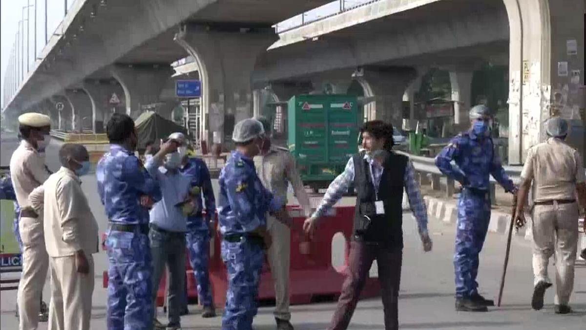 कोरोना का कहर: आज से फरीदाबाद-दिल्ली बॉर्डर सील, डॉक्टर-पुलिस और बैंककर्मियों की भी नो-एंट्री