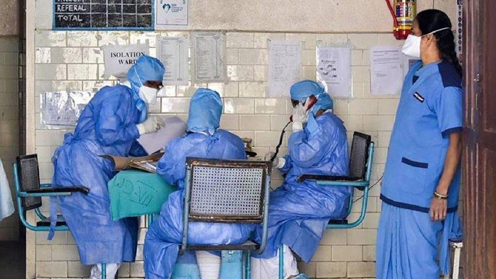 कोरोना का कहर: दिल्ली के कलावती सरन अस्पताल की 8 नर्सें कोरोना पॉजिटिव, किया गया क्वारंटाइन
