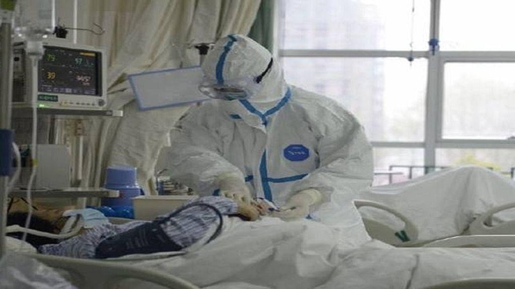 कोरोना अपडेट: देश में कोरोना मरीजों की संख्या 23 हजार के पार, अब तक 718 लोगों की मौत, 24 घंटे में 1684 नए केस