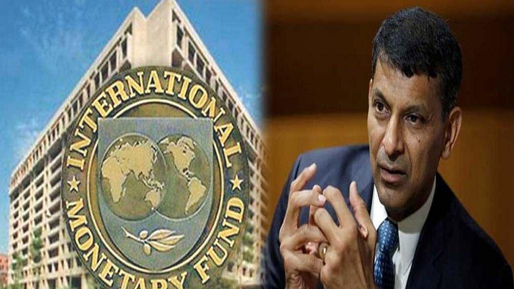 कोरोना से दुनिया भर की अर्थव्यवस्था चौपट, सलाह के लिए IMF ने गठित की एक टीम, रघुराम राजन भी इसमें शामिल