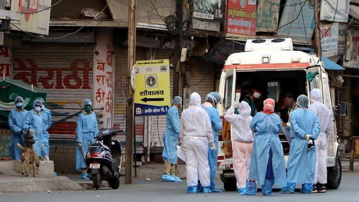 इंदौर बना मध्य प्रदेश का सबसे बड़ा हॉटस्पॉट, राज्य के आधे से ज्यादा कोरोना मरीज
