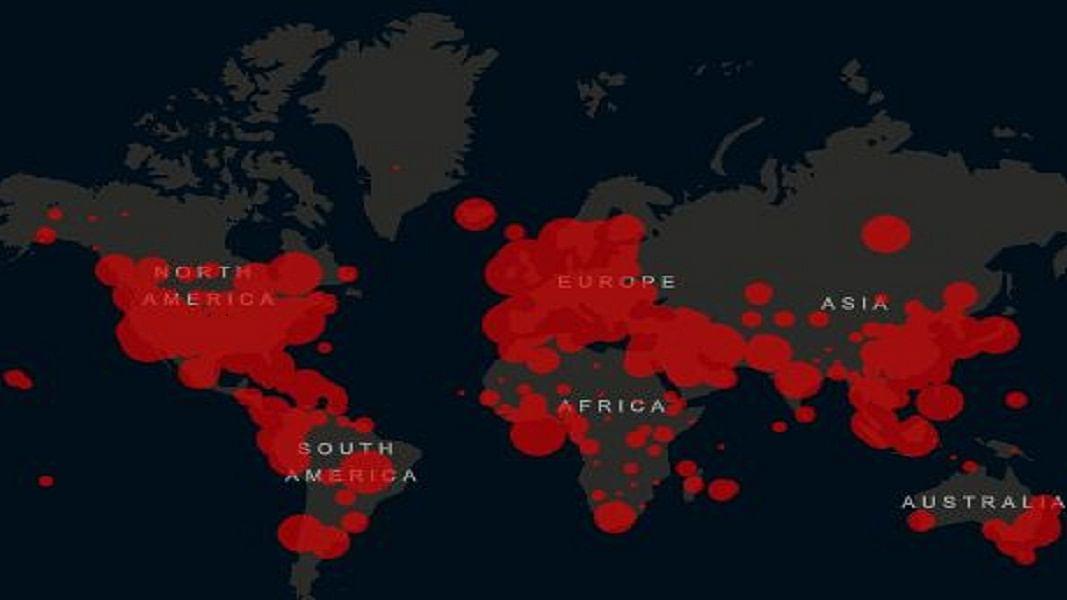 कोरोना के कहर से अब तक बचे हैं दुनिया के ये 15 देश, इन 37 देशों में भी अब तक 10 से कम मामले