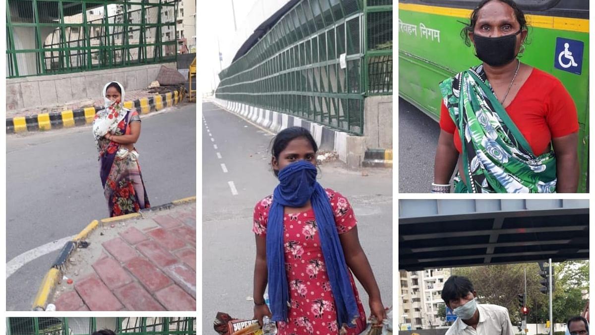 कोरोना लॉकडाउन: दिल्ली में मकान मालिक ने पैसे नहीं मिलने पर गरीब परिवार को घर से निकाला, पुलिस बनी मसीहा