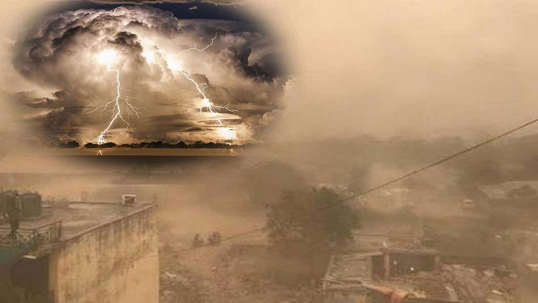 इन राज्यों पर अगले 24 घंटे पड़ सकते हैं भारी, तेज आंधी-तूफान के साथ भारी बारिश का अलर्ट जारी