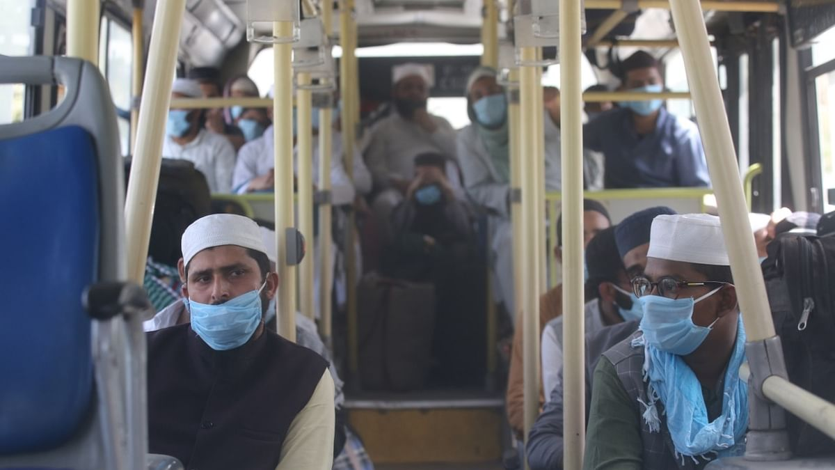 कोरोना: देश भर में जमातियों की तलाश जारी, अब तक 2000 की हुई पहचान, निजामुद्दीन मरकज से निकाले गए 2100 लोग