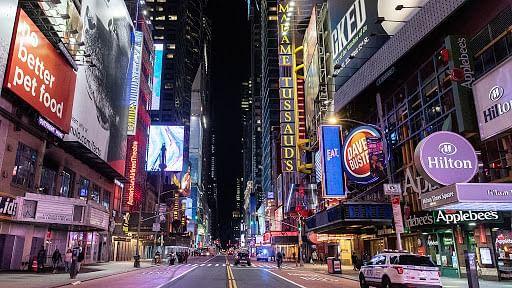 कोरोना  संक्रमित लोगों का आंकड़ा 12 लाख के पास, न्यूयॉर्क की हालत खराब, स्पेन-ब्रिटेन में बढ़ा मौतों का आंकड़ा