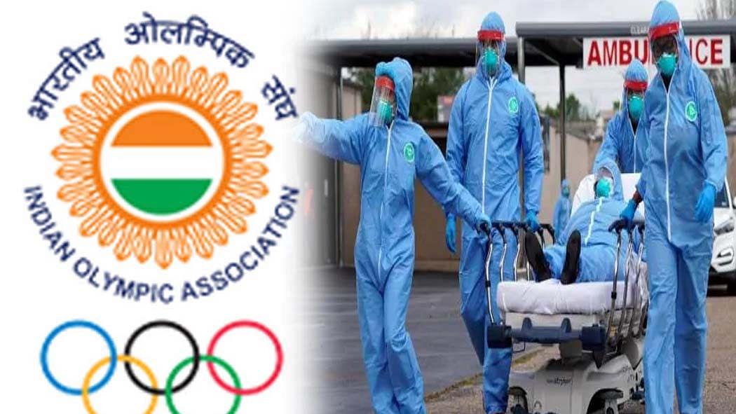 खेल की 5 बड़ी खबरें: IOA ने कोरोना से जंग में दिए 71 लाख और ओलंपिक क्वालफिकेशन की नई समय सीमा घोषित