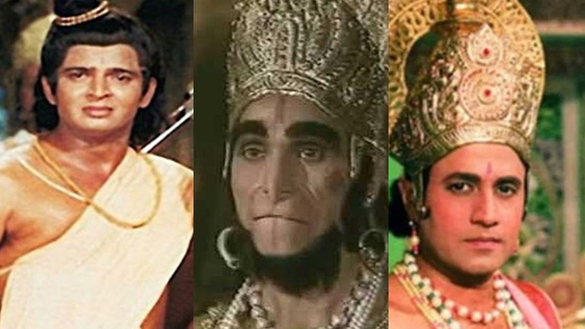 रामायण:  सुग्रीव की भूमिका निभाने वाले श्याम सुंदर के निधन पर 'राम' ने जताया दुख, 'लक्ष्मण' के भी छलके आंसू