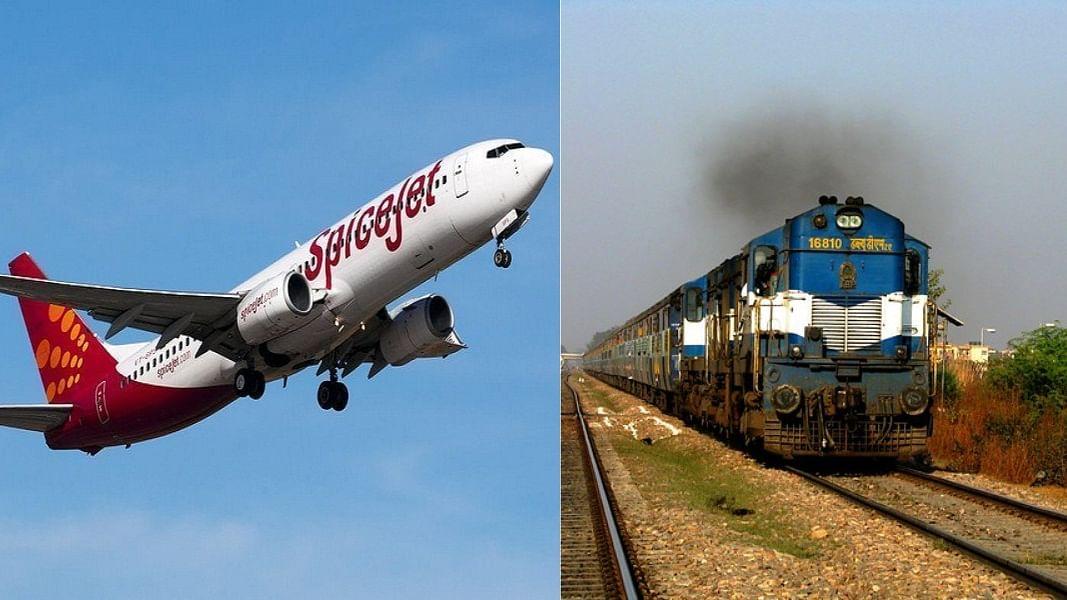 लॉकडाउन नहीं बढ़ने के संकेत से  रेल और हवाई सेवा शुरू होने के आसार, 15 अप्रैल से बाद के लिए बुकिंग शुरू