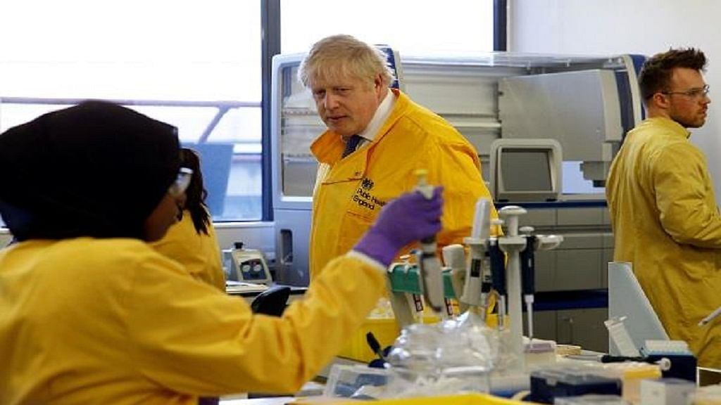 कोरोना संक्रमित ब्रिटेन के पीएम अस्पताल में भर्ती, बीमार होने के 10 दिन बाद भी बोरिस जॉनसन में दिख रहे लक्ष्ण