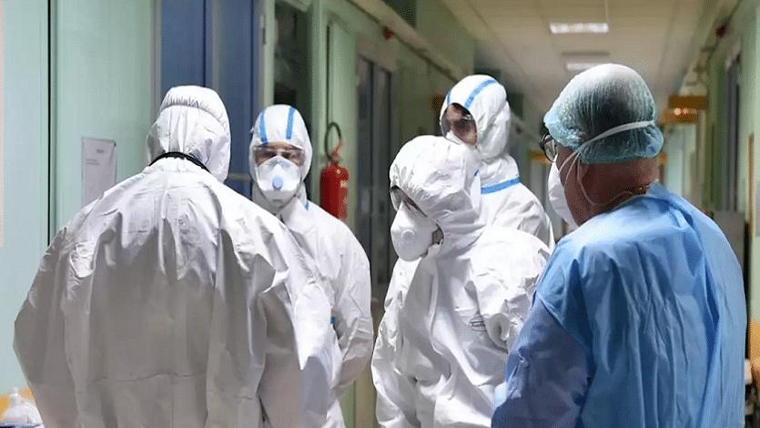 ट्रैवल हिस्ट्री न होने के बाद भी दिल्ली एम्स के डॉक्टर को कोरोना का संक्रमण, अबतक 7 का टेस्ट पॉजिटिव