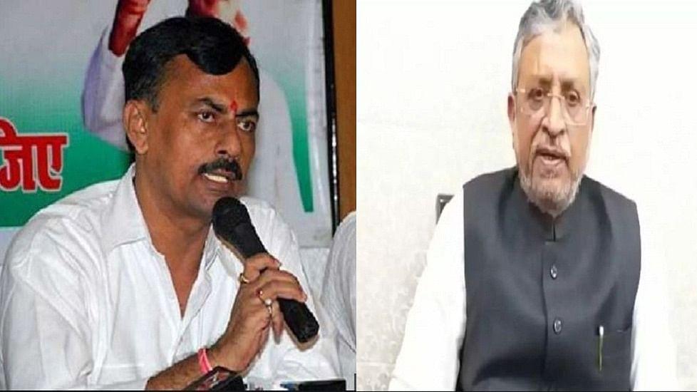 बिहारः कोरोना पर राजनीति डिप्टी सीएम मोदी को पड़ी भारी, कांग्रेस नेता ने भेजा कानूनी नोटिस