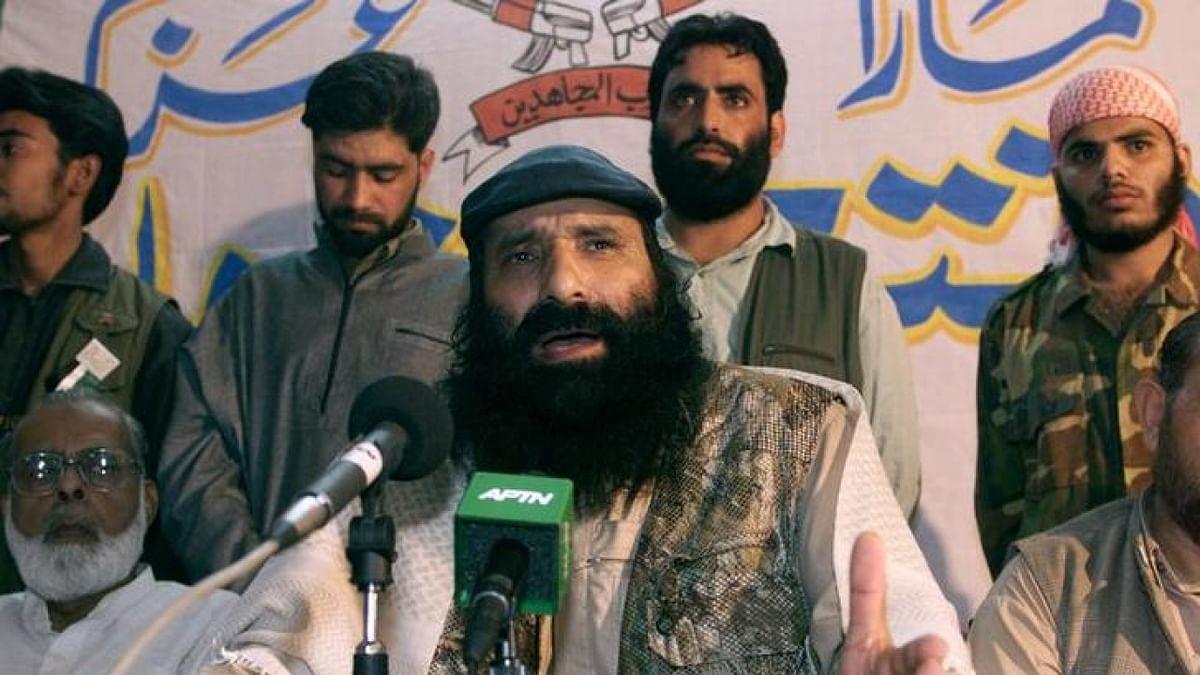 हिजबुल प्रमुख सलाहुद्दीन पर इस्लामाबाद में घातक हमला, आईएसआई का हाथ होने की आशंका