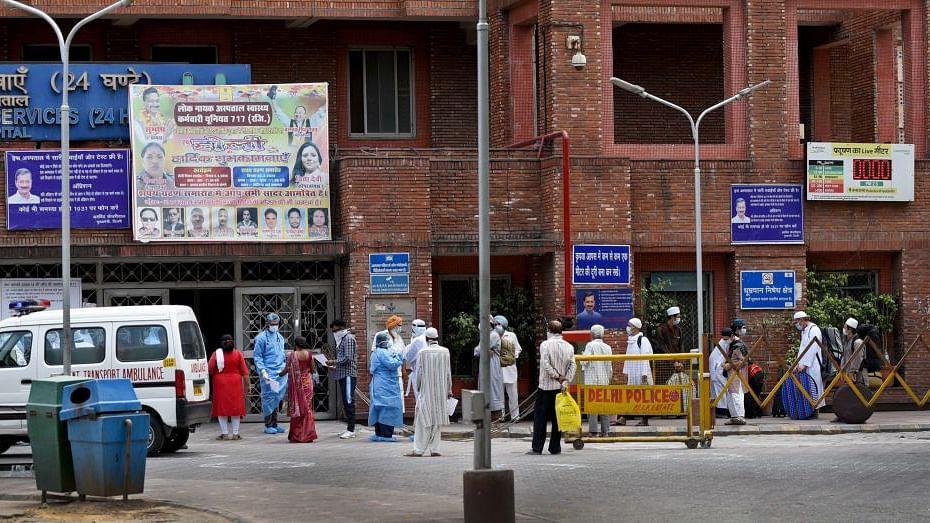दिल्ली के सरकारी अस्पताल बने कोरोना  हॉटस्पॉट, सरकार ने मांगा जवाब, किरकिरी होने पर 2 घंटे में वापस हुआ आदेश