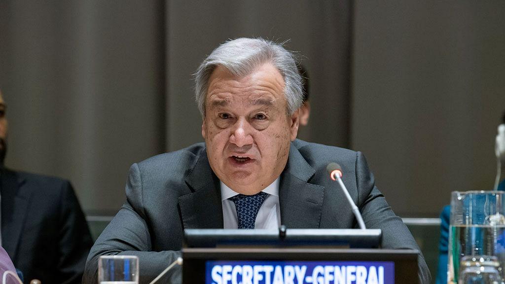 UN प्रमुख ने नफरत और जेनोफोबिया के खतरे को लेकर चेताया, हेट स्पीच के खात्मे के लिए पूरी दुनिया से की अपील