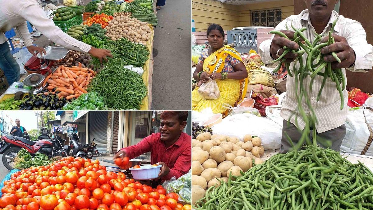 बिहारः लॉकडाउन में नौकरी और कारोबार  खो चुके कई लोग सब्जी बेचने पर मजबूर, किसी तरह चला रहे जिंदगी