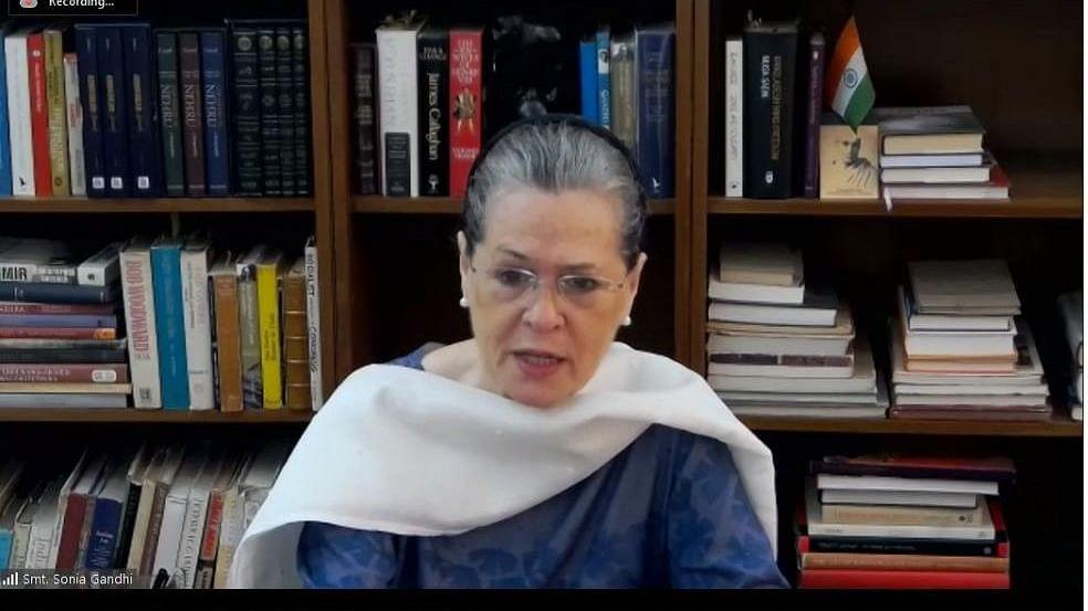 कांग्रेस का #SpeakupIndia अभियान, सोनिया गांधी ने कहा- ऐसे हालात और सरकार की ऐसी बेरुखी कभी नहीं देखी