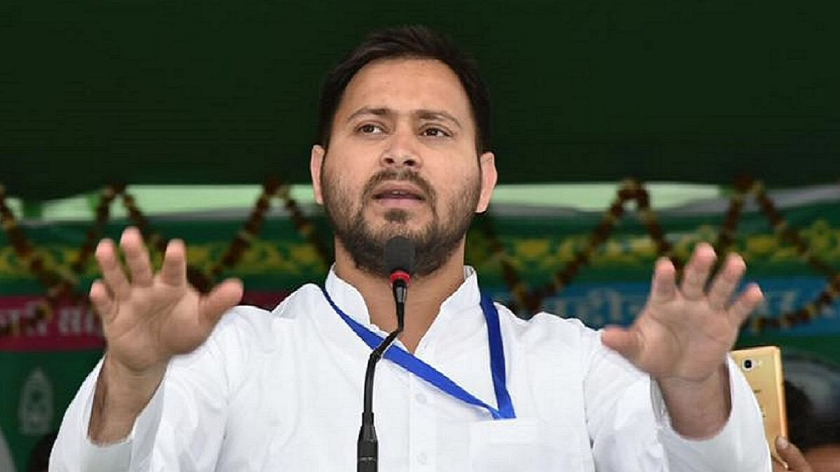 कोरोना को लेकर नीतीश कुमार की सर्वदलीय बैठक, तेजस्वी यादव ने सरकार के सामने लगा दी सवालों की झड़ी