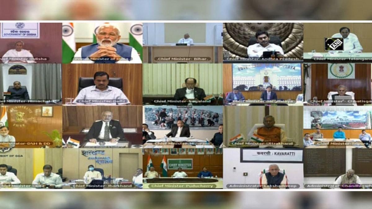 पीएम के साथ बैठक में  राज्यों की मिलीजुली राय, राजस्थान ने कहा-सप्लाई चेन न टूटे, ममता बोलीं न हो राजनीति