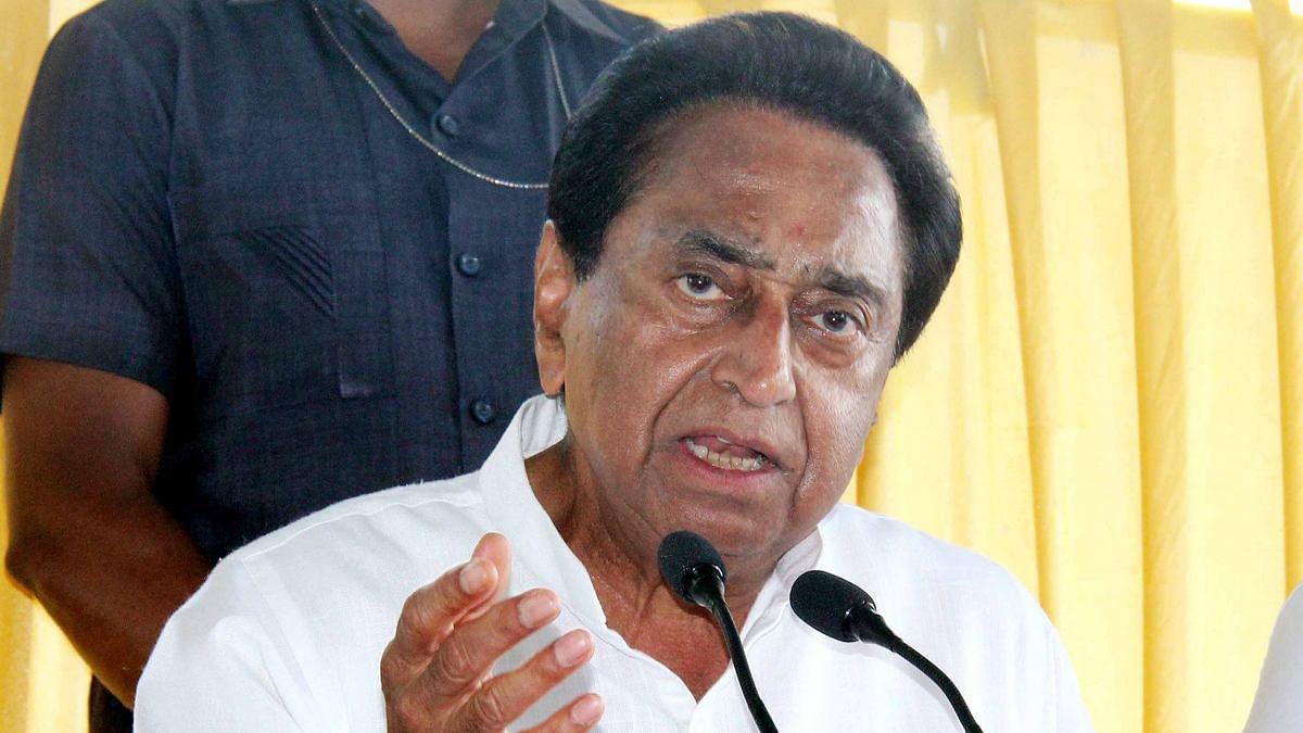 कोरोना संकट में शिवराज और उनके मंत्रियों ने मध्य प्रदेश को लावारिस छोड़ दिया: कमल नाथ