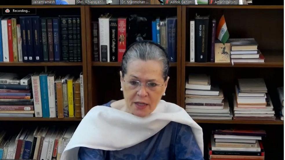 न पैकेज-न प्लान, 17 मई के बाद कैसे और क्या? सोनिया गांधी ने मोदी सरकार से पूछा सवाल