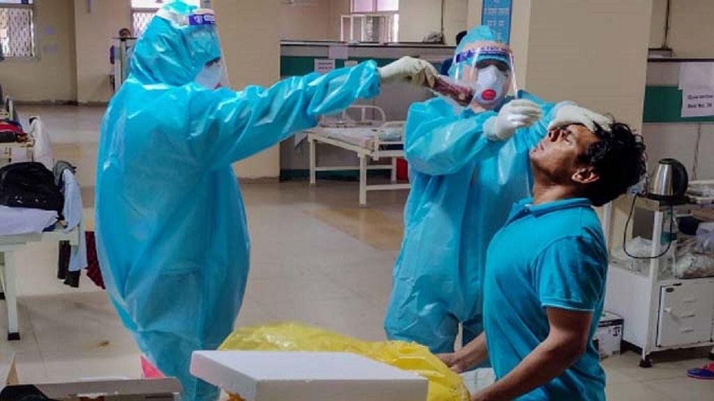 कोरोना: देश में पिछले 24 घंटे में रिकॉर्ड 4987 नए केस, 120 की मौत, कुल संक्रमित 91 हजार के करीब, अब तक 2872 मौतें