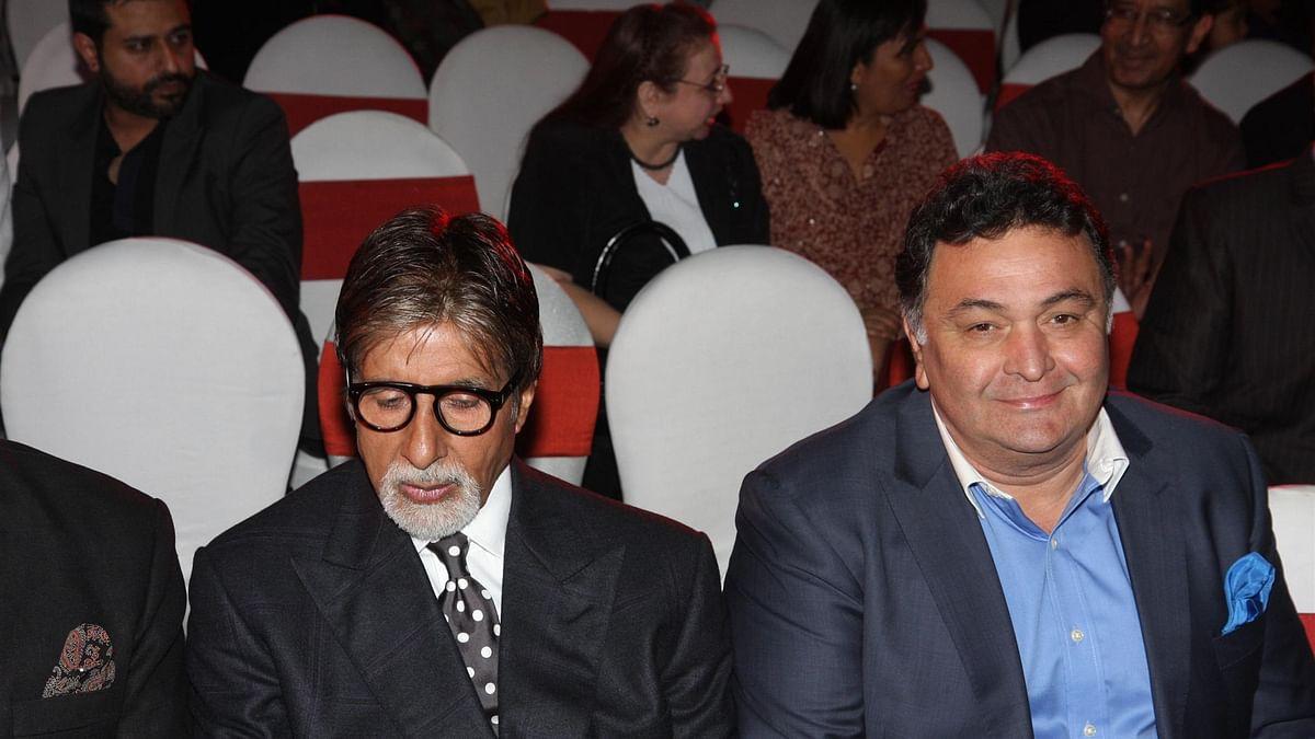 ऋषि कपूर के बारे में अमिताभ बच्चन ने ब्लॉग पर लिखे भावुक नोट, बताया क्यों कभी अस्पताल नहीं गए मिलने