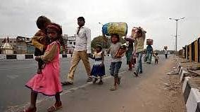 पंजाब से घर वापसी के लिए 6 लाख से ज्यादा मजदूरों ने किया आवेदन, पलायन से पसोपेश में सूबे की इंडस्ट्री और किसान
