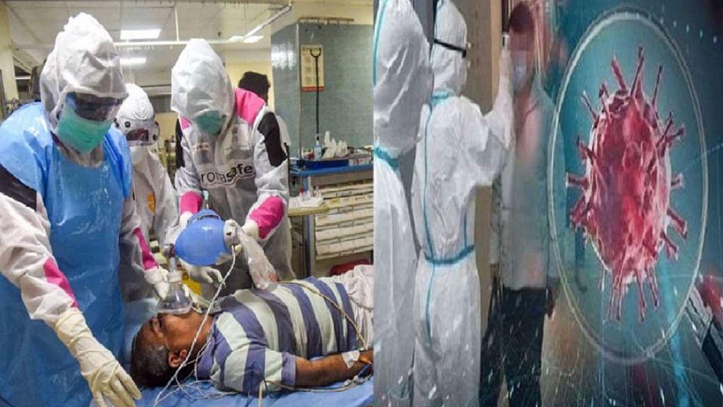 देश में कोरोना मरीजों की संख्या में अब तक का सबसे बड़ा उछाल, 24 घंटे में 7466 नए केस, 175 लोगों की मौत