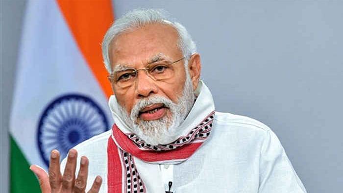 PM ने फिर थपथपाई अपनी पीठ, बोले- भारत में दुनिया से कम कोरोना, बढ़ते केस पर कैसे पाएंगे काबू, ये नहीं बताया
