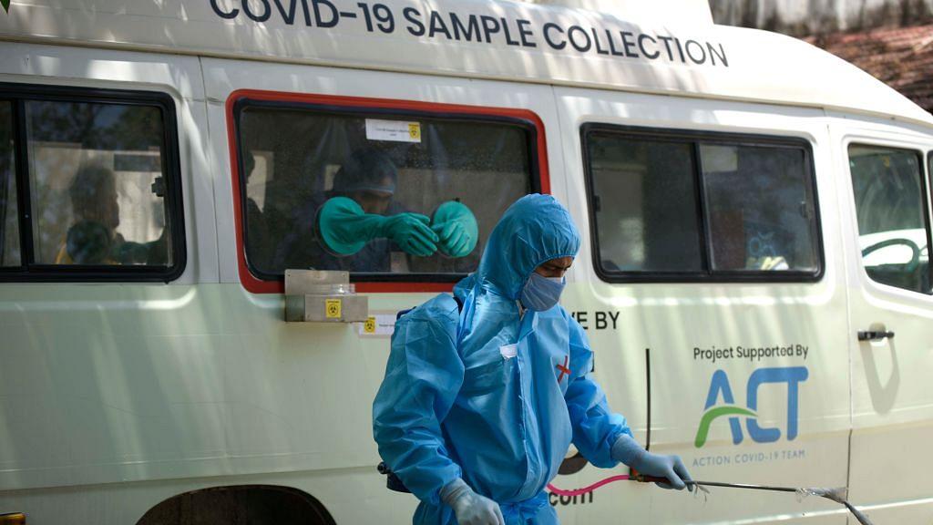 राहत भरी खबर! भारत में धीमी हुई कोरोना वायरस के फैलने की रफ्तार, रिसर्च में किया गया दावा