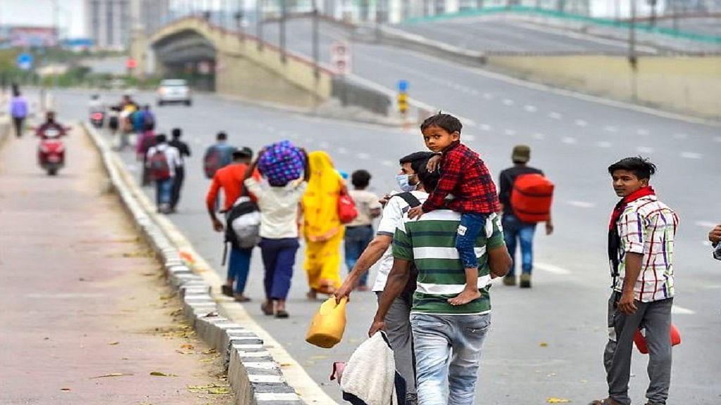 सरकार को प्रवासी श्रमिकों की नहीं कोई परवाह, पिछले 50 दिन में ये साबित, मजदूरों मरते रहे, सोती रही मोदी सरकार!