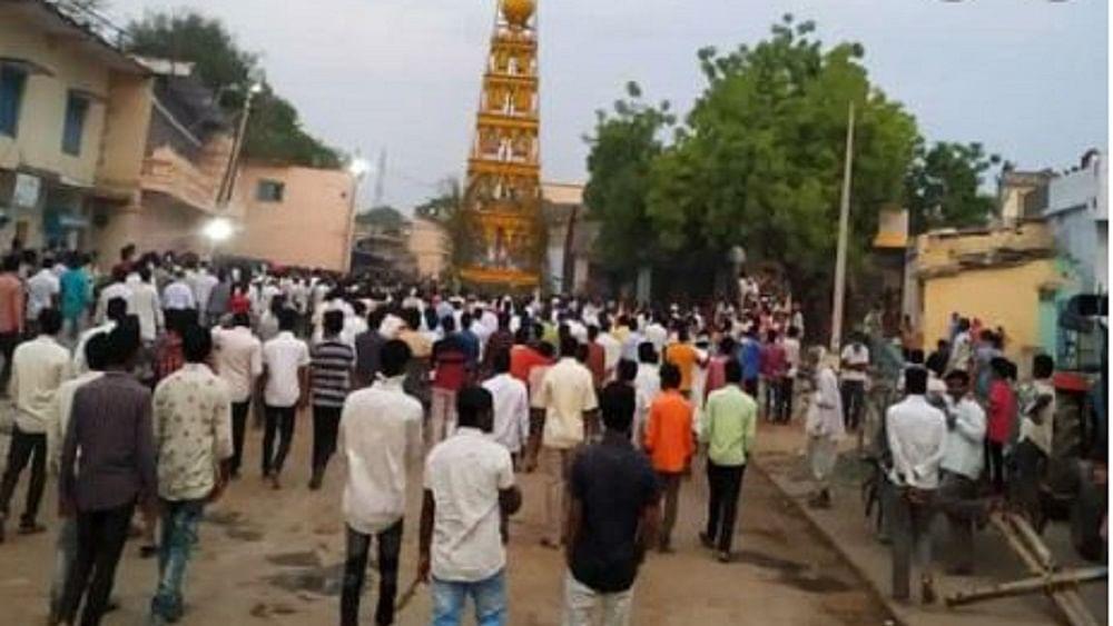 त्रिपुरा में कोरोना संक्रमित नहीं होने के बाद भी व्यक्ति का बहिष्कार, 5 हजार लोगों ने घर में जाने से रोका