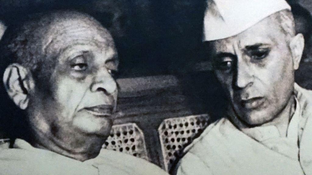 नेहरू ने उग्र दक्षिणपंथी विचारधारा और सांप्रदायिक ताकतों के प्रति तभी पटेल को कर दिया था आगाह