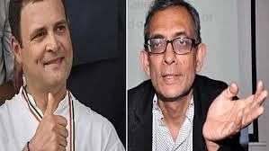 कोरोना से तबाह हुई अर्थव्यवस्था को कैसे सुधारें, इस पर नोबेल विजेता अभिजीत बनर्जी से बात करेंगे राहुल गांधी