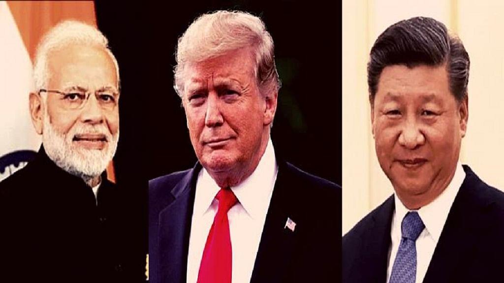 अमेरिकी राष्ट्रपति ट्रंप ने फिर बोला झूठ, भारत ने साफ कहा- चीन पर मोदी-ट्रंप के बीच नहीं हुई कोई बातचीत