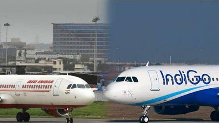 एयर इंडिया और इंडिगो फ्लाइट में कोरोना संक्रमित ने किया सफर, खुलासे के बाद हड़कंप, सभी हुए होम क्वारंटाइन