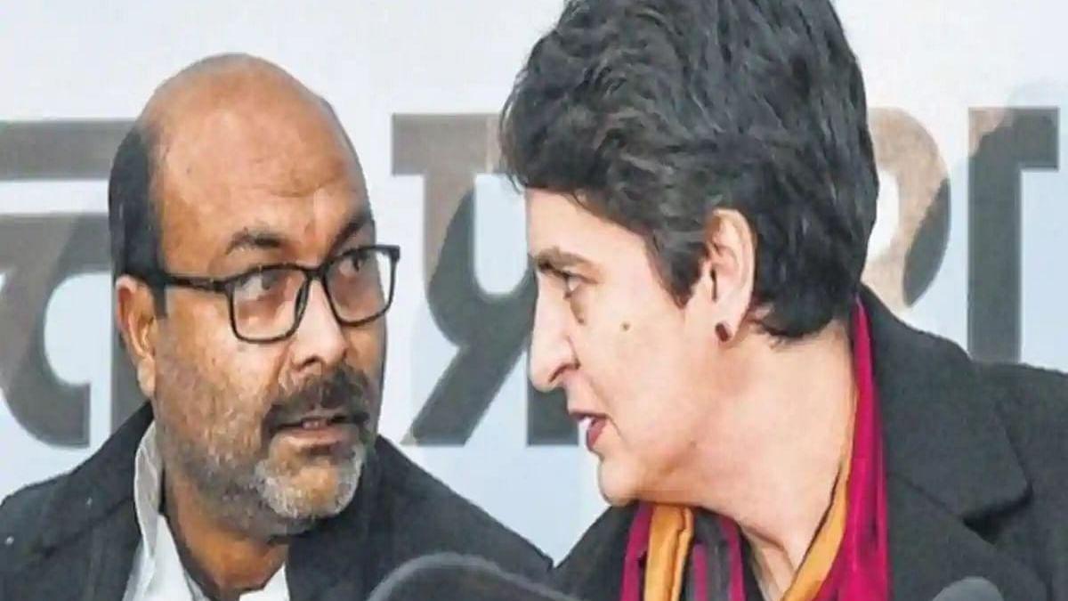 प्रियंका गांधी का लेख : अडिग और अजय 'लल्लू'