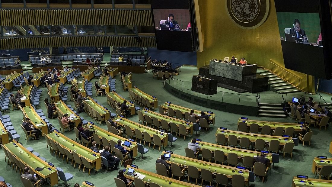 दुनिया की 5 बड़ी खबरें: ब्रिटेन में किशोर पर आतंकवाद का आरोप और तुर्की के वोल्कन बोजकिर चुने गए UNGA के अध्यक्ष