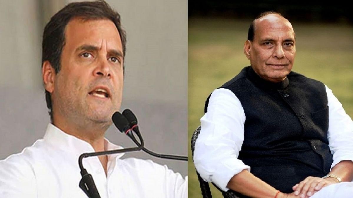 सीमा विवाद: राहुल का रक्षा मंत्री पर पलटवार, पूछा- क्या चीन ने लद्दाख में भारतीय क्षेत्र पर कब्जा कर लिया है?