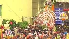 SC की इजाजत के बाद शुरू हुई भगवान जगन्नाथ की रथ यात्रा, लेकिन कोरोना महामारी में संपन्न करना चुनौती