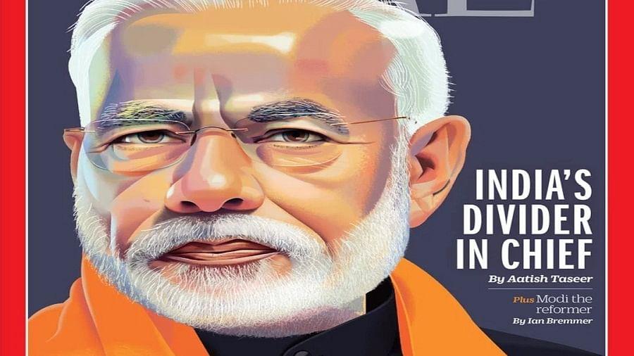 'इंडियाज डिवाइडर इन चीफ' लेख के एक साल में हुआ साबित, मोदी ने देश को बुरी तरह बांट डाला