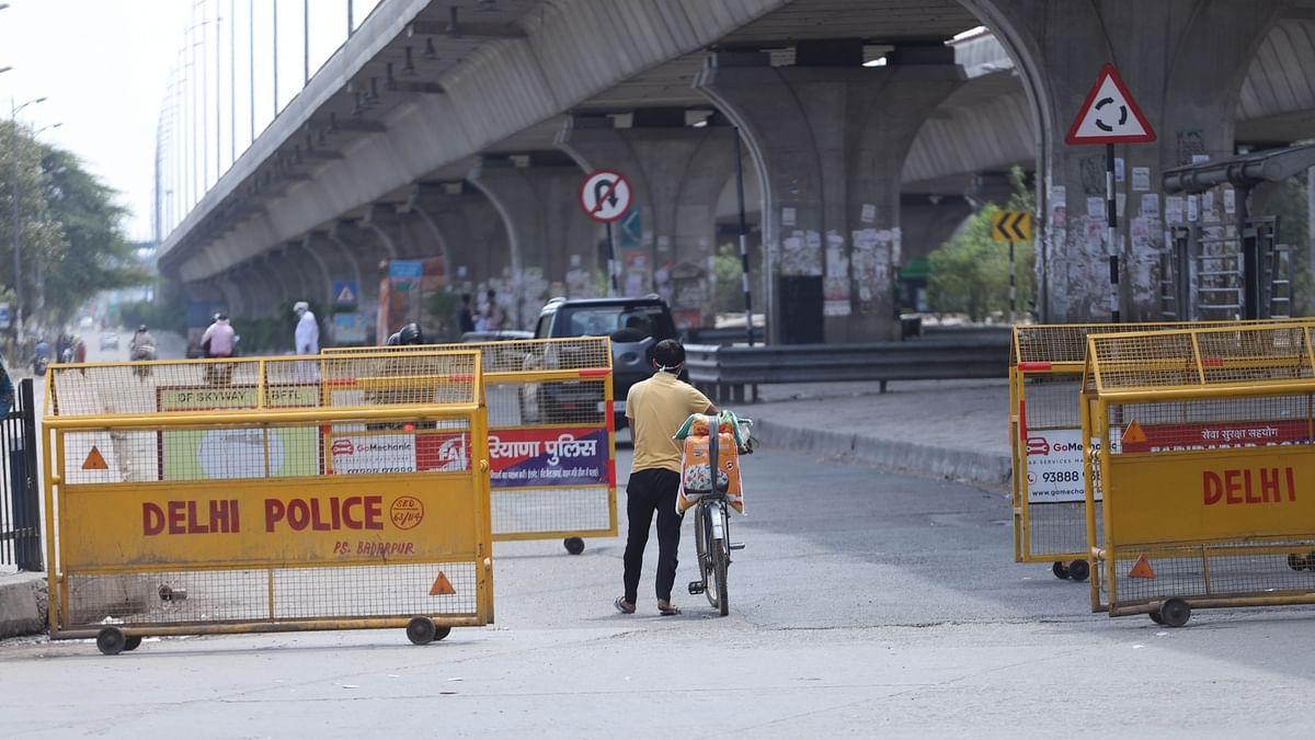 सीमा सील होने से बढ़ी दिल्ली-एनसीआर के कारोबारियों की परेशानी, लॉकडाउन में छूट के बावजूद नहीं मिली राहत